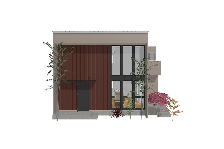 佐久市岩村田 売却型モデルハウス